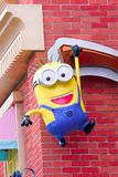 Statue of Minions Royalty Free Stock Photo
