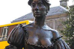 Statue of Molly Malone, Dublin Stock Photos