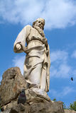 Statue of moses Stock Photo