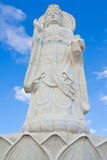Statue of most important god in Chinese culture Royalty Free Stock Photo