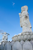 Statue of most important god in Chinese culture Royalty Free Stock Image