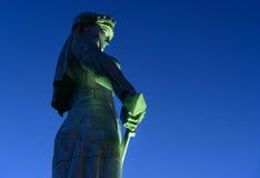 Statue of Mother Georgia, Kartlis Deda in Tbilisi, Georgia Royalty Free Stock Image