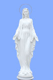 Statue of Mother of God Royalty Free Stock Image