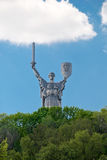 Statue of the Motherland Royalty Free Stock Photography