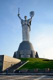 Statue of the Motherland, Kiev Royalty Free Stock Photography