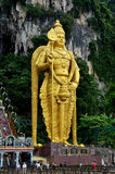 Statue of Murugan Stock Photo