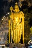 Statue murugan de seigneur Photographie stock libre de droits