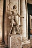 Ancient Diana Roman Goddess Statue  Royalty Free Stock Image