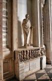 Statue of women in Museum Capitoline. Palazzo dei Conservatori, Piazza del Campidoglio. Palazzo Nuovo Stock Images