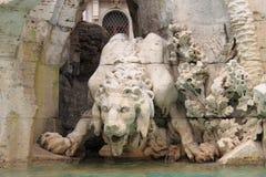 Mythologic monster Royalty Free Stock Photography