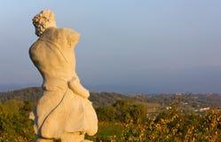 Statue néoclassique photographie stock libre de droits
