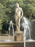 Statue of Naked Woman Royalty Free Stock Image