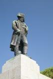 Statue of Napoleon Bonaparte, Ajaccio Stock Photo
