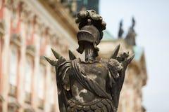 Statue near New Palace Sanssouci Stock Photo