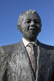 Statue of Nelson Mandela Royalty Free Stock Image