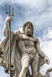 Statue of Neptune Stock Image