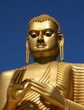 Statue neuve de Bhuddist, Sri Lanka Images stock