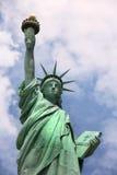 statue neuve Etats-Unis York de liberté Images stock
