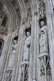 Statue in New York Lizenzfreies Stockbild