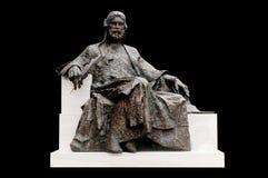 Statue of Nizami Ganjavi Royalty Free Stock Photography