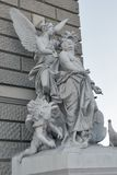 Statue of Odessa opera theater Stock Photo