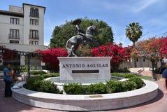 Free Statue Of Antonio Aguilar In Los Angeles Royalty Free Stock Photos - 149348358
