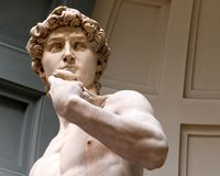 Free Statue Of David By Michelangelo, Florence, Italy Royalty Free Stock Photos - 139136188