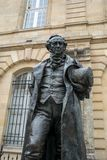 Statue Of Francisco Goya, Royalty Free Stock Images