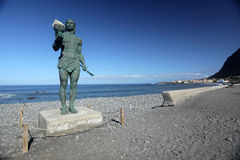 Free Statue Of Hautacuperche Royalty Free Stock Photo - 31082935