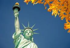 Free Statue Of Liberty Royalty Free Stock Photo - 44834675