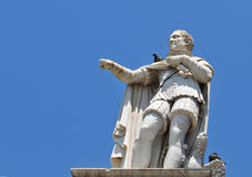 Statue royalty free stock photos