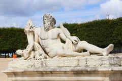 Statue - Paris Stock Image