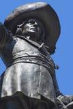 Statue of Paul de Chomedey, sieur de Maisonneuve Royalty Free Stock Photography