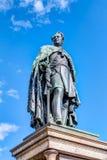 Statue of Paul Friedrich Stock Image