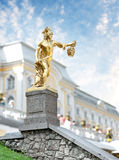 Statue of Perseus Royalty Free Stock Images