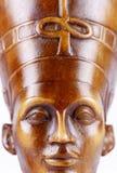 statue of pharaoh. Stock Photo