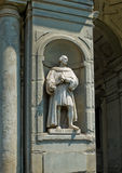 Statue of Pier Capponi in Galeria degli Uffizi. Florence, Italy Royalty Free Stock Image
