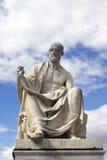 Statue of Polybius Stock Images