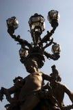 Statue Pont Alexander Royalty Free Stock Photo