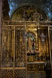 Statue portugaise - foi et art du Portugal photos libres de droits