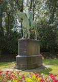 Statue pour évaluer Albert Image libre de droits