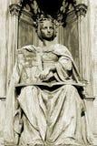 Statue in Prague. Stock Photos