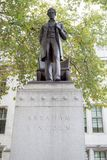 Statue of President Abraham Lincoln Stock Image
