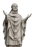 Statue of a priest Royalty Free Stock Image