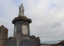 Statue of prince Albert Stock Photos