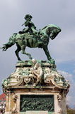 Statue of Prince Eugene of Savoy, Budapest Royalty Free Stock Image