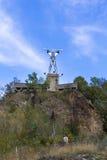 Statue of Prometheus Stock Image
