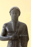 Statue of Puzur Ishtar Stock Photography