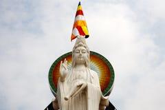 Vietnam, Gia Binh, Bac Ninh Province, Quan Am Statue Stock Image