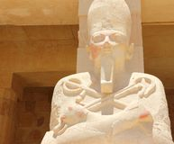 Statue of Queen Hatshepsut. Stock Photography